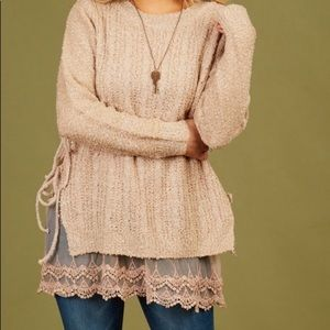 Altar'd State Sweater XS